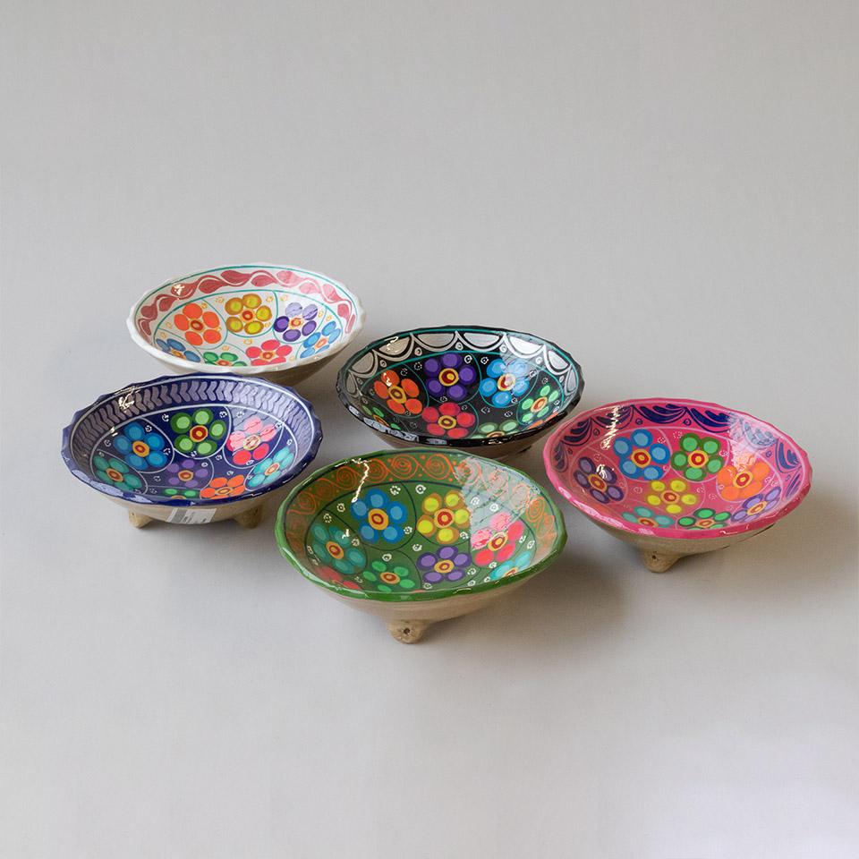 Wonen thuis keramiek handbeschilderd sfeer mexico