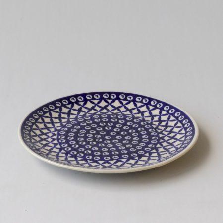 76877 bord amy 22cm servies duurzaam Pools tuintafel knus cadeau warm thuis familie kwaliteit keramiek