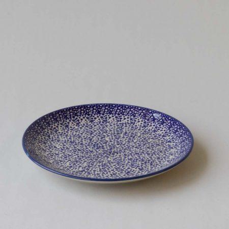 77317 bord 22cm Anjo servies duurzaam Pools tuintafel knus cadeau warm thuis familie kwaliteit keramiek